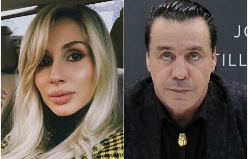 Поем «Твои глаза» под Rammstein: Лобода ожидает  ребенка отлидера группы