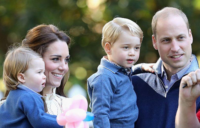 Семья – это все: лучшие фото принца Уильяма и Кейт Миддлтон с детьми