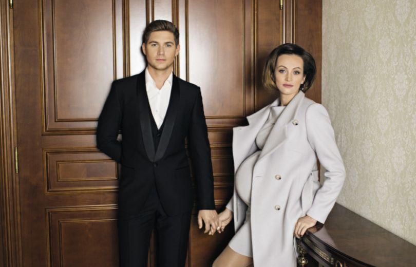 Владимир Остапчук и его жена Елена