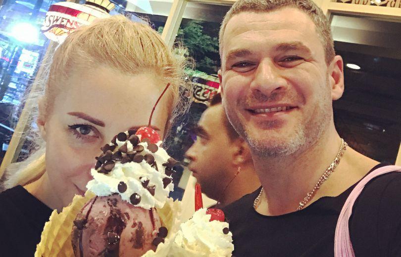 Тоня Мавтиенко и Арсен Мирзоян