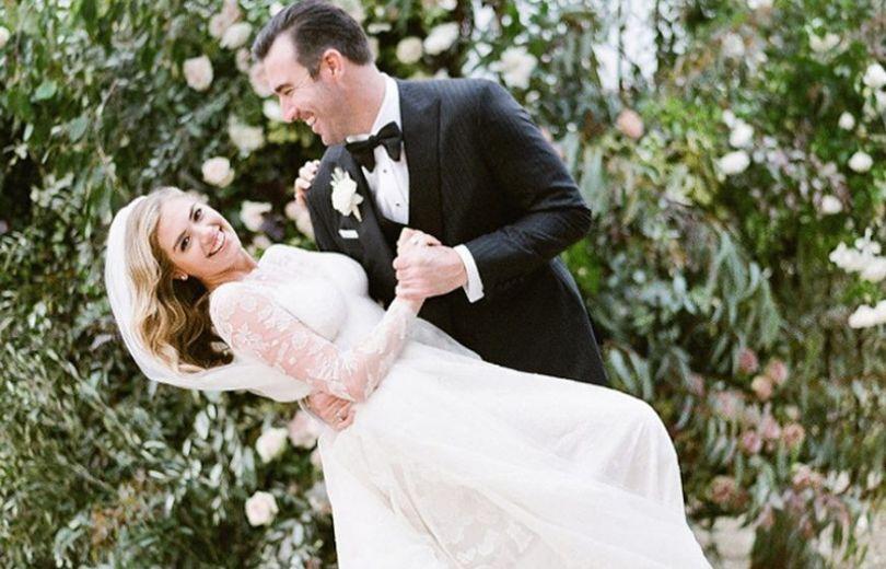 Свадьба Кейт Аптон