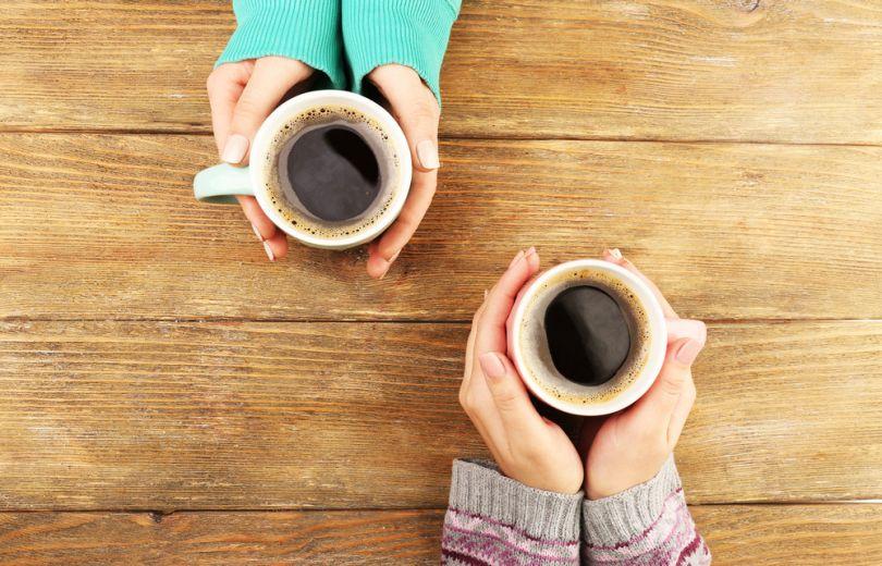 Лови момент: как встреча на кофе меняет жизнь