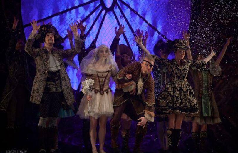 """Балет """"Щелкунчик"""" от Раду Поклитару: готовьтесь к шоку!"""