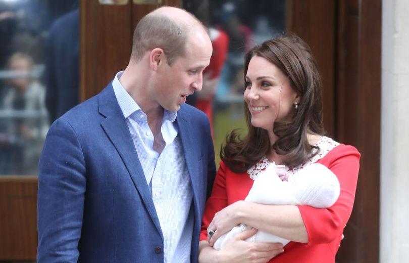 В Англии официально зарегистрировали рождения принца Луи