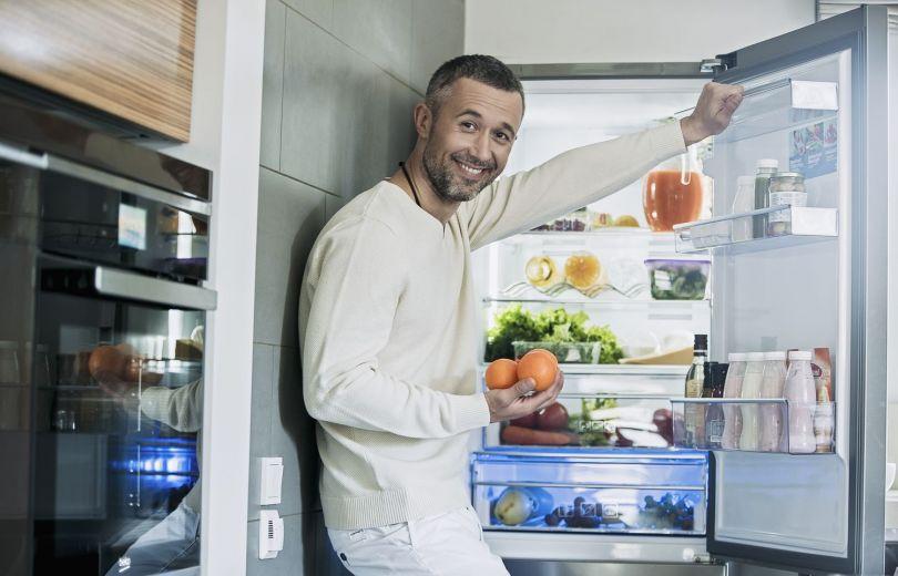 Сергей Бабкин про холодильник