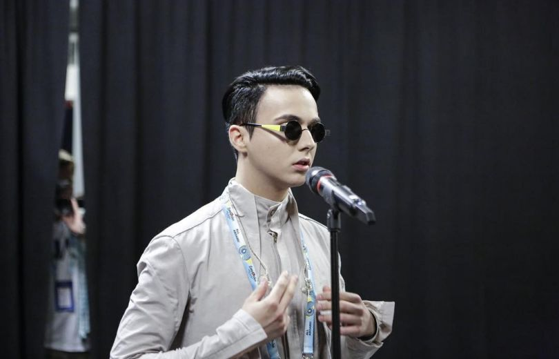 Melovin на Евровидении