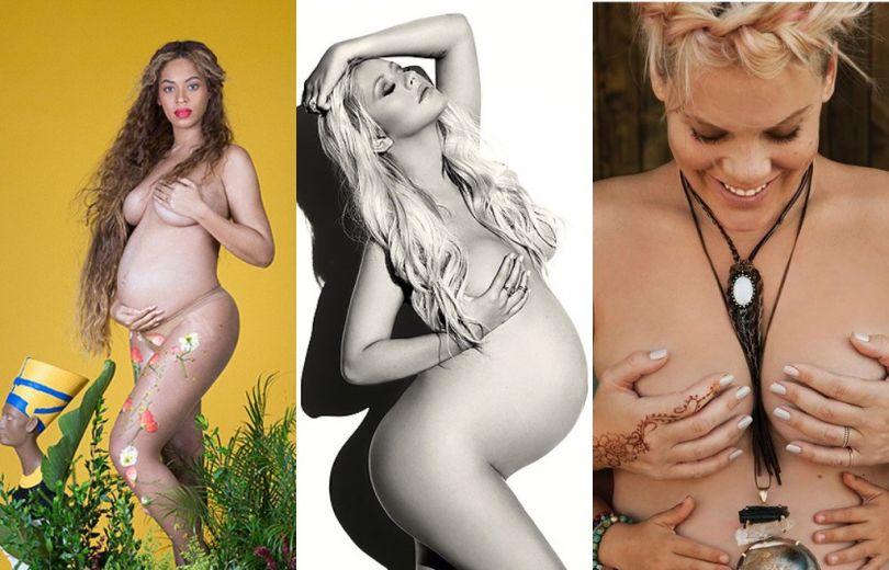 Беременные и голые