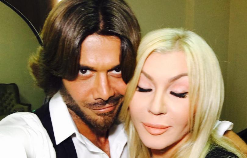Ирина Билык и Аслан Ахмадов фото