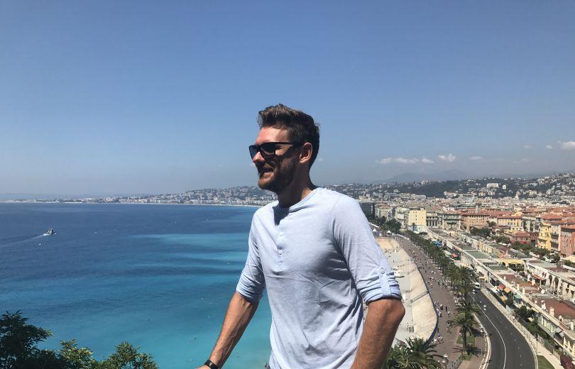 Шоумен Роман Михно о летнем отдыхе на Лазурном берегу