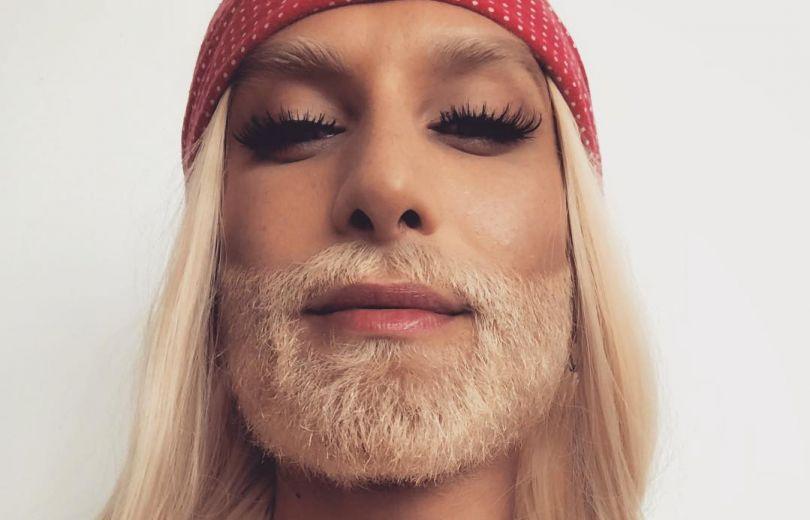 Кончита Вурст блондинка