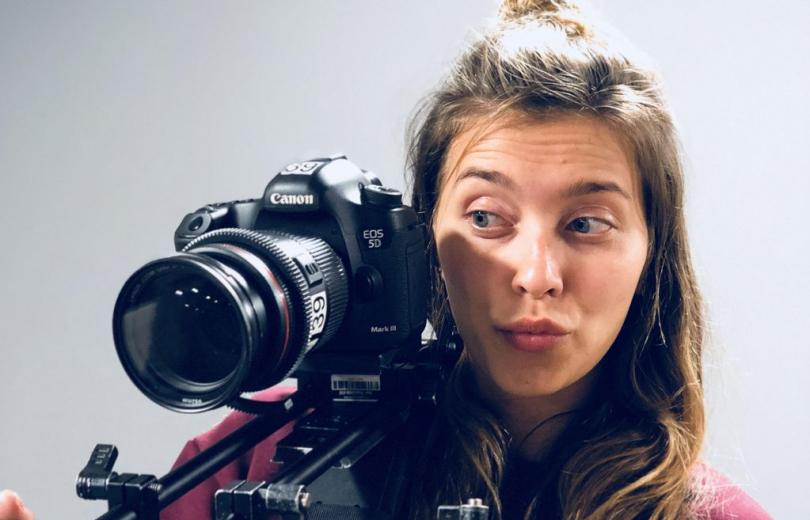 Регина Тодоренко поступила в Нью-Йоркскую киноакадемию