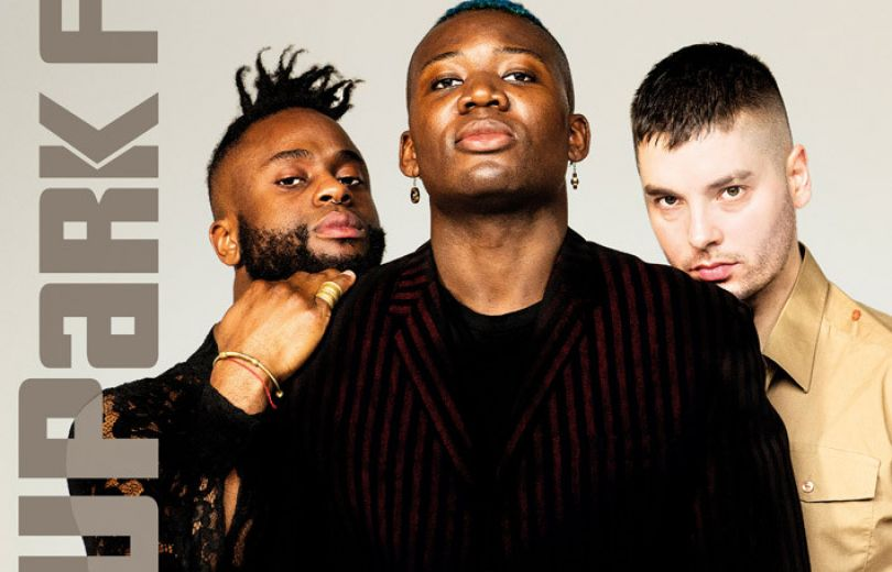 Young Fathers представят новый альбом на UPark Festival!