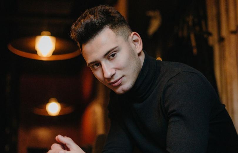Самвел Туманян - победитель проекта «Топ-модель по-украински»