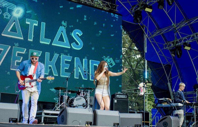 Koktebel Jazz Festival на Atlas Weekend