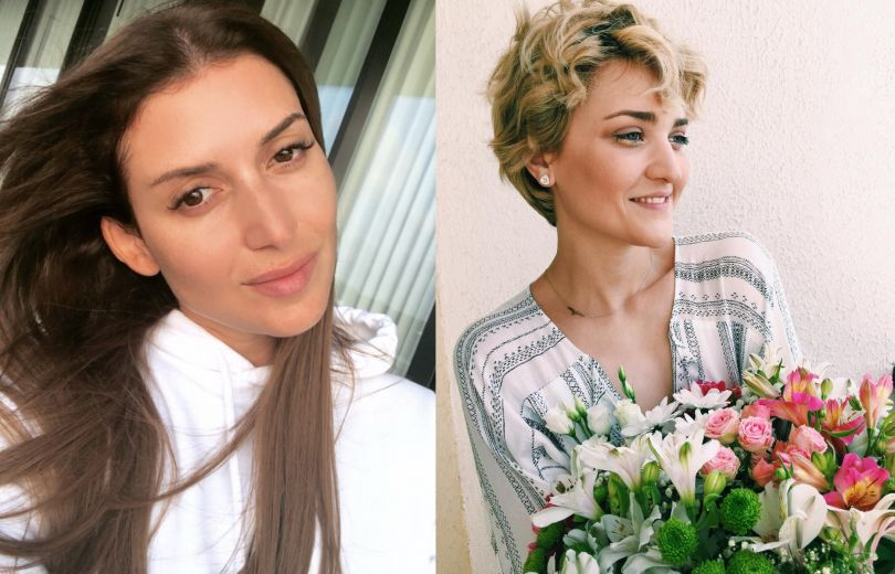 Жасмин и Вера Кекелия