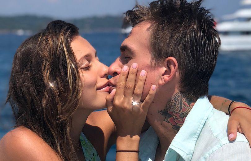 Регина Тодоренко выходит замуж за Влада Топалова