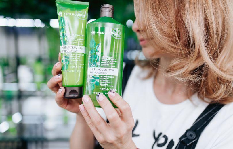 Yves Rocher Hair Detox