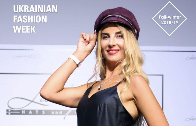 В рамках UFW состоялось Fashion show LuckyLOOK от Татьяны Тучи