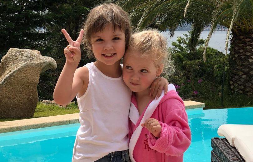 Лизе иГарри Галкиным— 5 лет! Как детей  поздравили звездные родители?