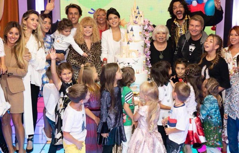 День рождения детей Аллы Пугачевой