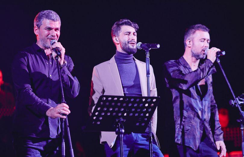 Арсен Мирзоян, Роман Дуда и Сергей Бабкин
