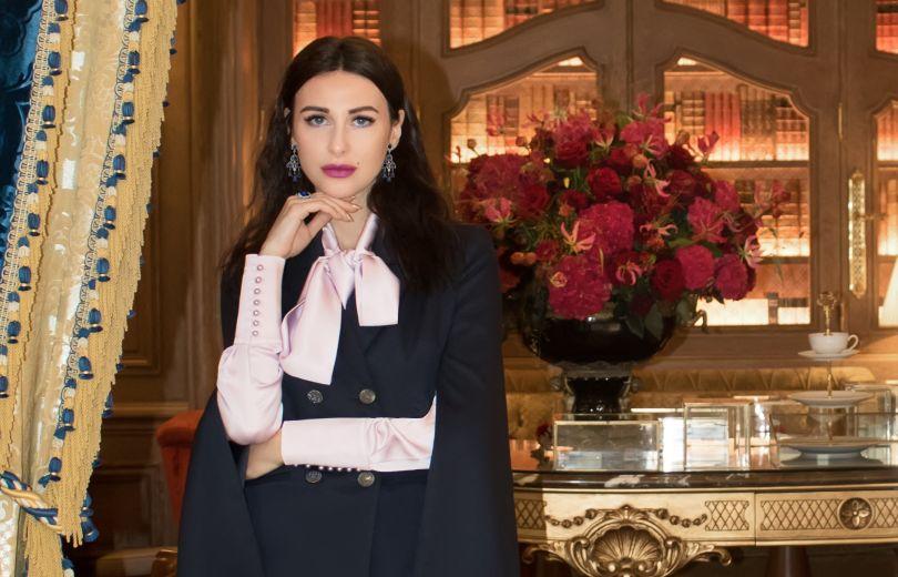 Амбассадор ювелирного бренда Faberge Марьяна Воинова: я люблю плыть против течения