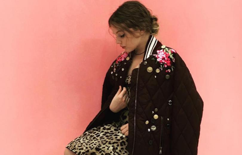 Fashion girl: дочь Ольги Фреймут засыпала сеть стильными фото на отдыхе в Эмиратах