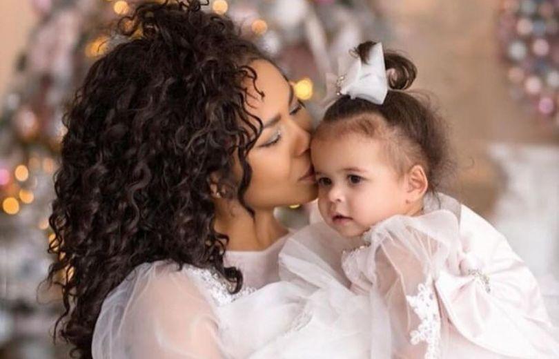 Гайтана и ее дочь