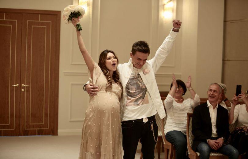 Регина Тодоренко вышла замуж