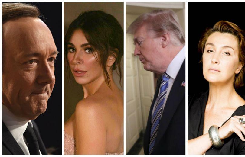 Звездные скандалы 2018 года