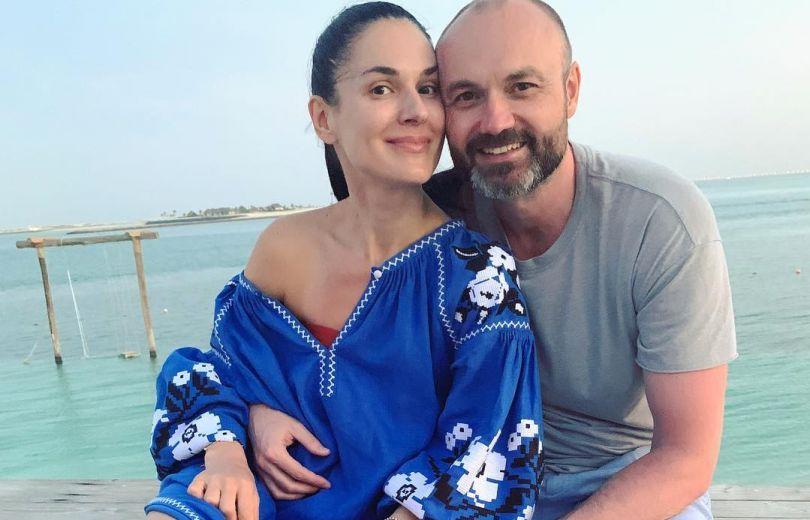 Маша Ефросинина и ее муж