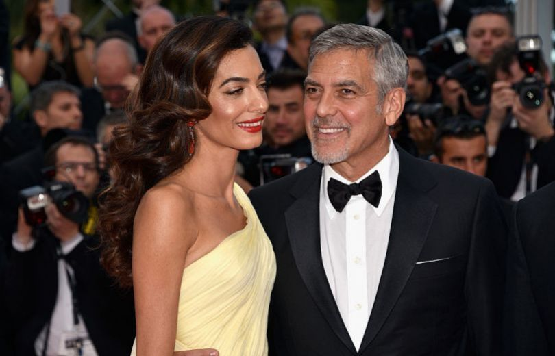 Джордж Клуни впервый раз отреагировал наслухи оразводе