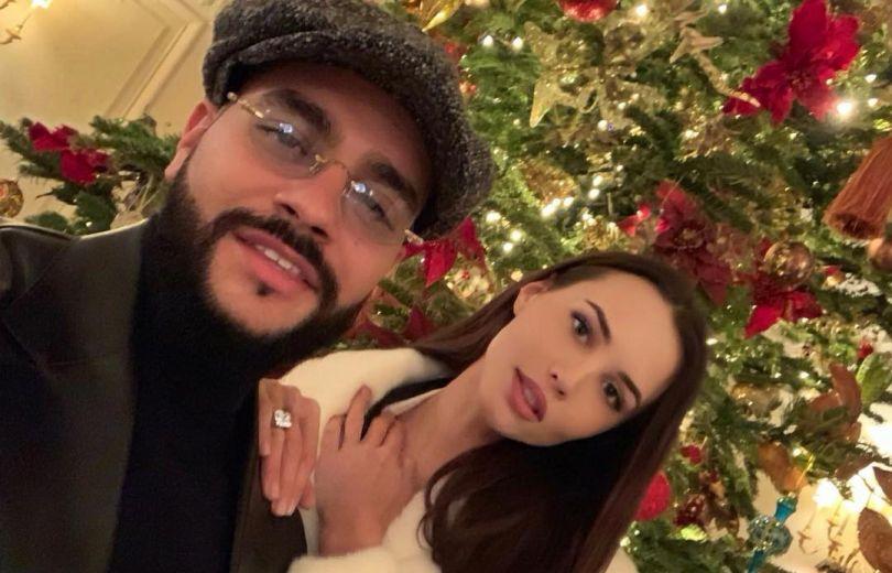Анастасия Решетова и Тимати