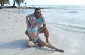 Катя Бужинская показала роскошную фигуру в бикини и рассказала о фантастическом отдыхе на Доминикане