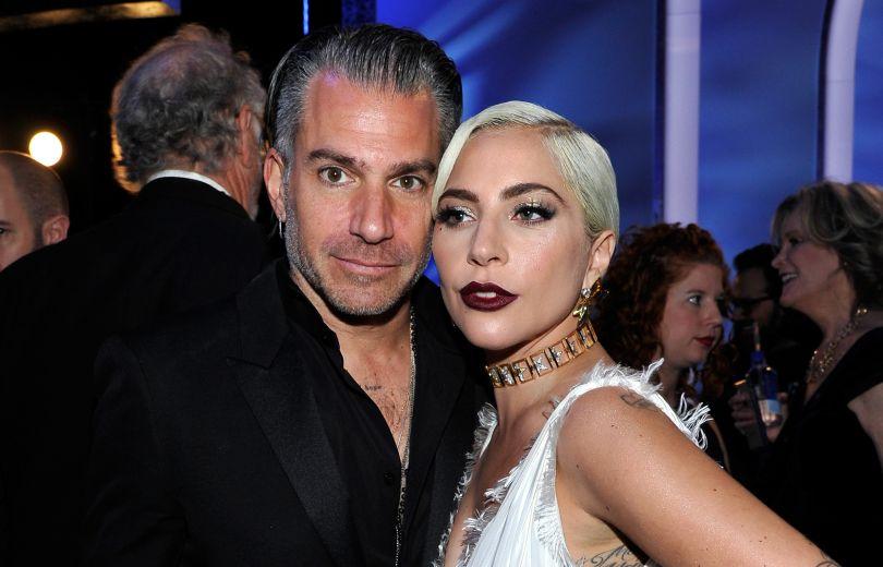 Леди Гага и Кристиан Карино