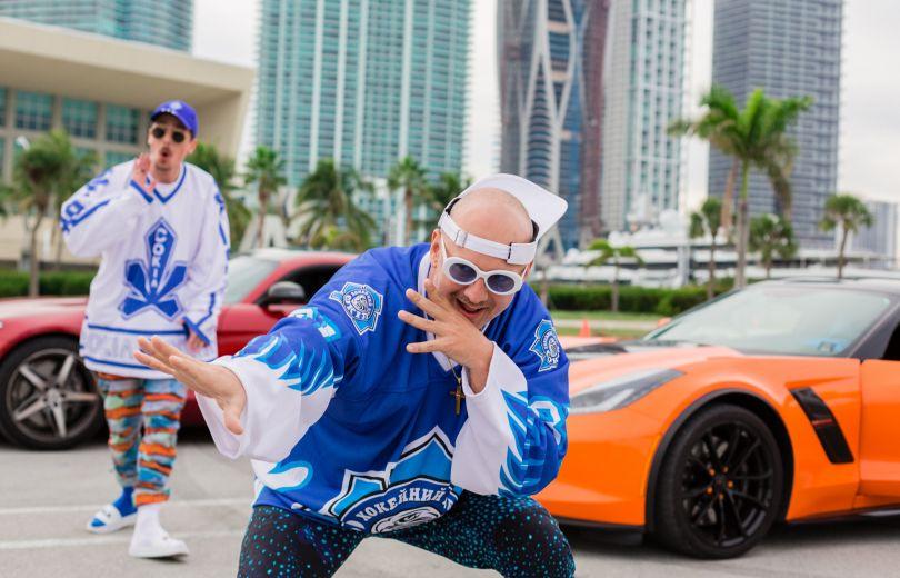 Потап в Майами
