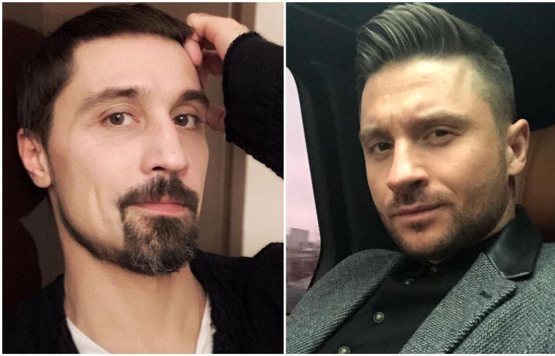 Дима Билан и Сергей Лазарев