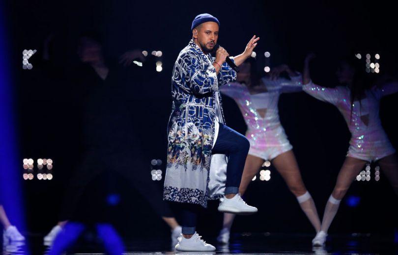 Монатик на Евровидении-2017