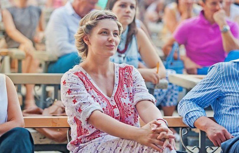 Жена Евгения Рыбчинского