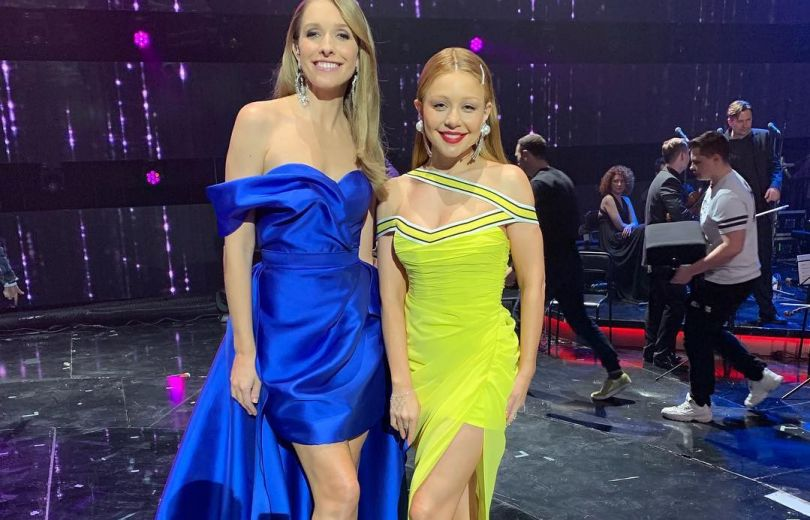 Катя Осадчая и Тина Кароль