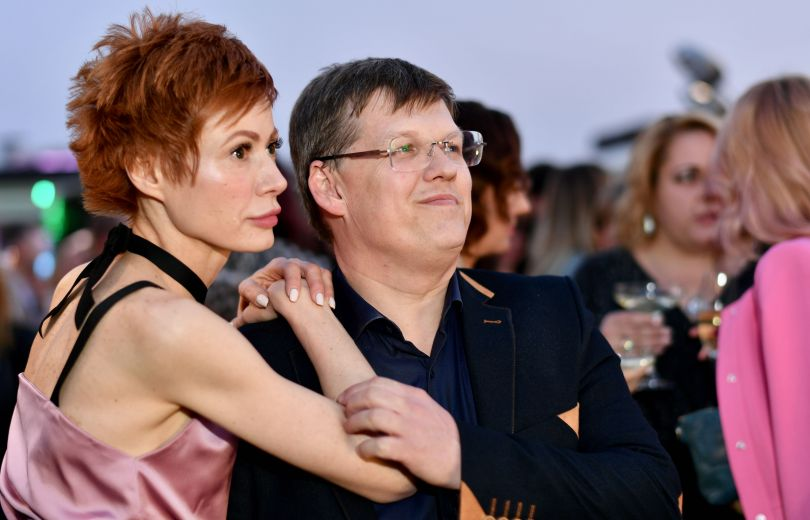 Павел Розенко и Елена-Кристина Лебедь