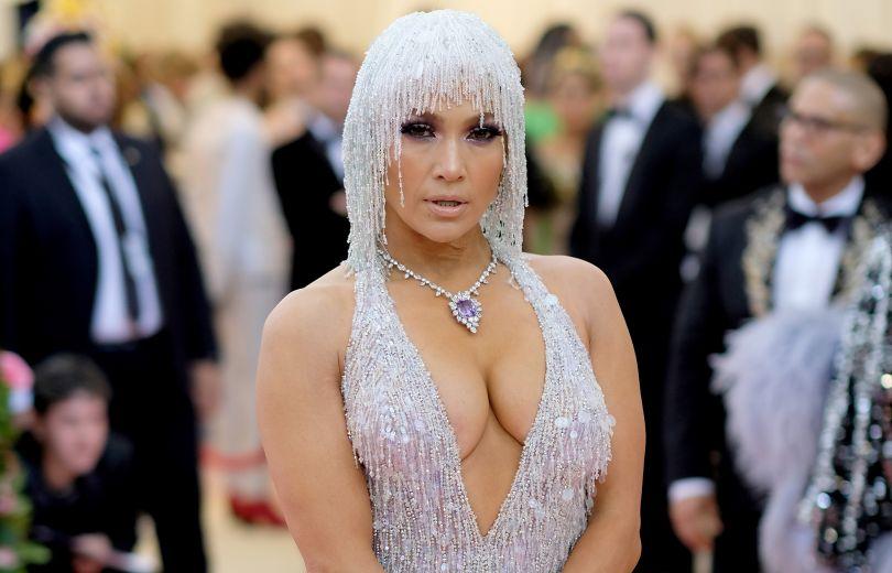 Дженнифер Лопес на Met Gala 2019