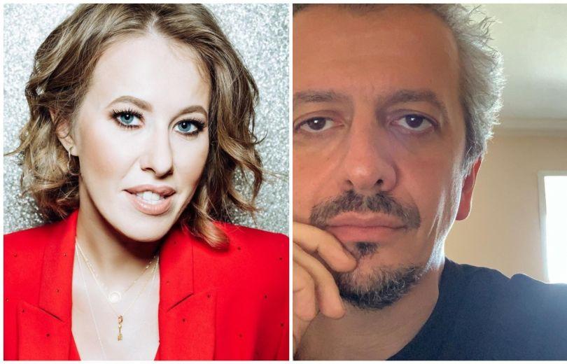 Известный русский кинорежиссер обнародовал личное видео сСобчак