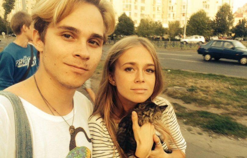 Вова Борисенко и Лавика
