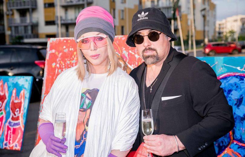Ирина Билык с Димой Коляденко