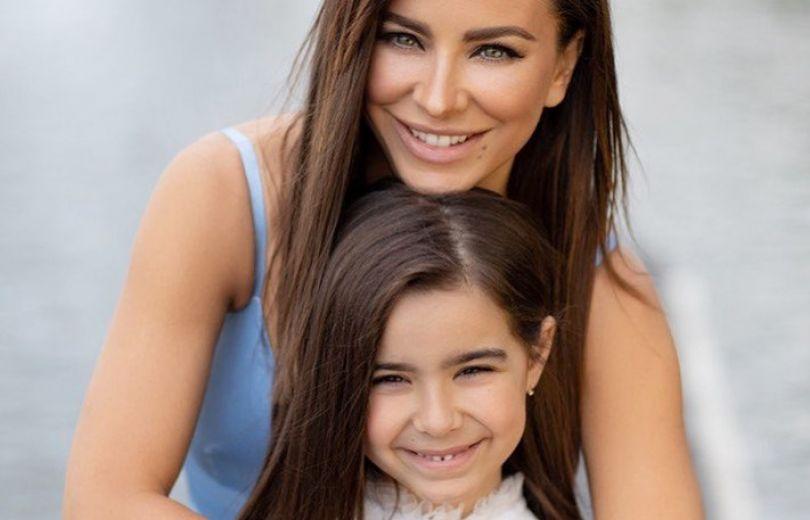 Как Ани Лорак отпраздновала 8-летие дочки Софии?