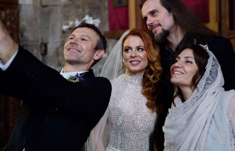 """Учасник групи """"Океан Ельзи"""" одружився"""