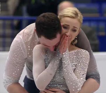 Алена Савченко на Олимпиаде 2018