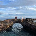 Джастин и Хейли провели отпуск на Гавайях
