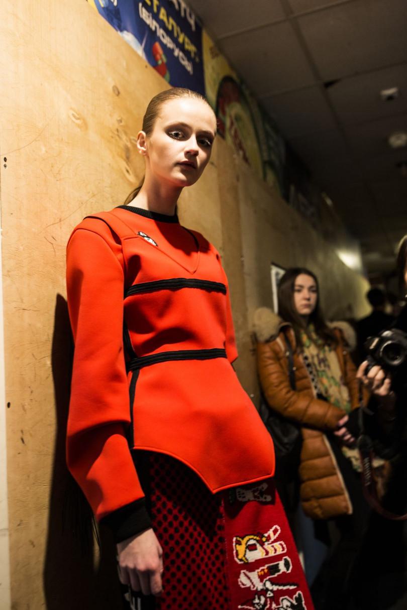 Ukrainian Fashion Week 2018: звезды на ледовом показе Жана Грицфельдта